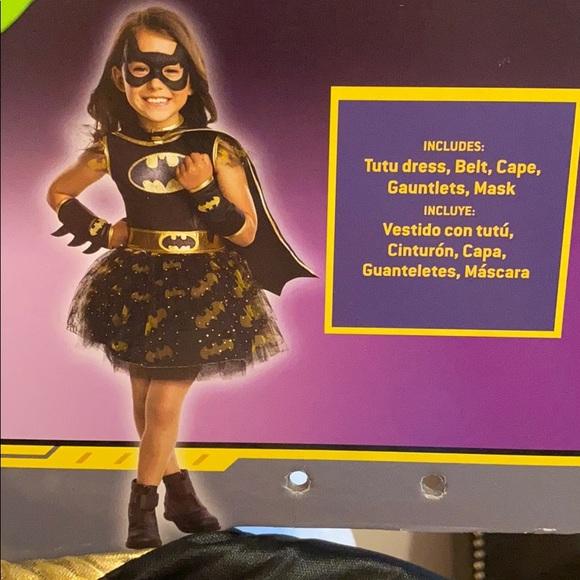 Batman costume like new